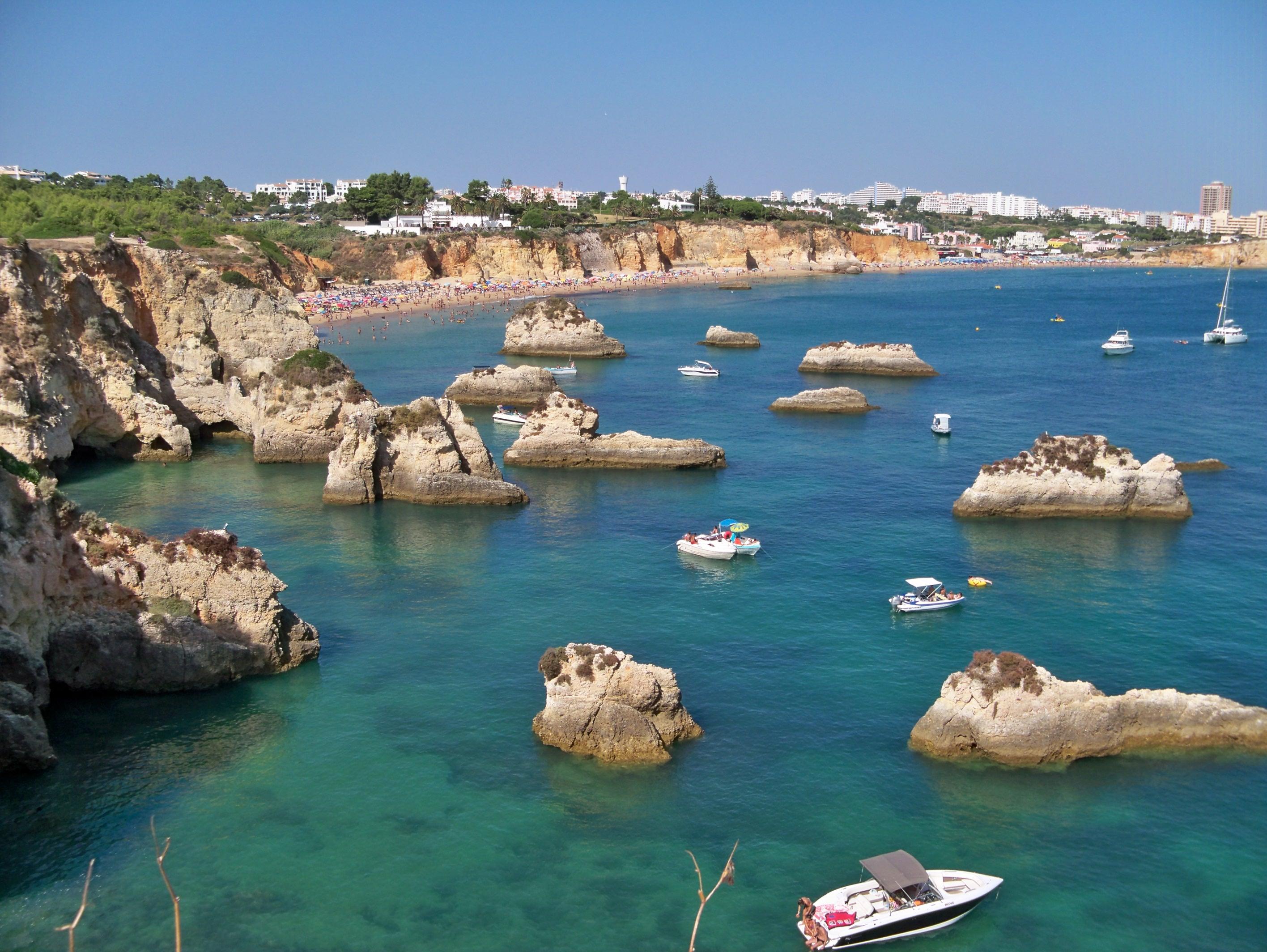 Melhores Praias de Portugal Algarve as Melhores Praias